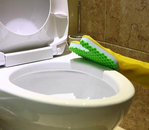 No.8 ฟองน้ำ PU ถุงมือทำความสะอาด