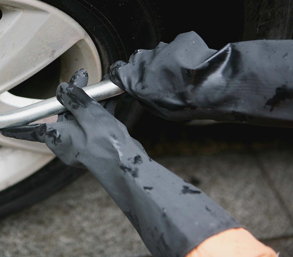 FE401 Industrial Latex Gloves Series