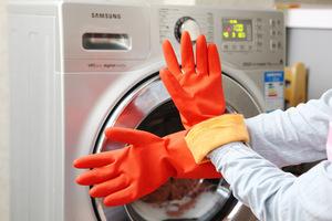 FE-NO.6018 加绒保暖手套系列